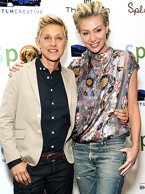 Ellen DeGeneres Addresses Rumors of Trouble in Her Marriage