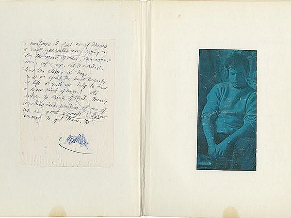 Jim Morrison's Personal Notebook Goes to Auction December 18