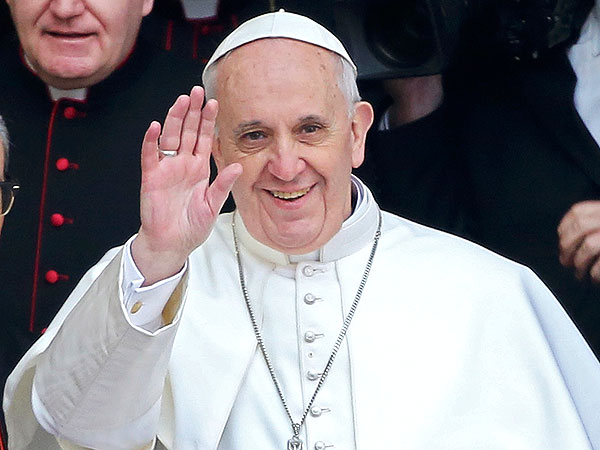 Pope Francis Named TIME's Person of the Year 2013