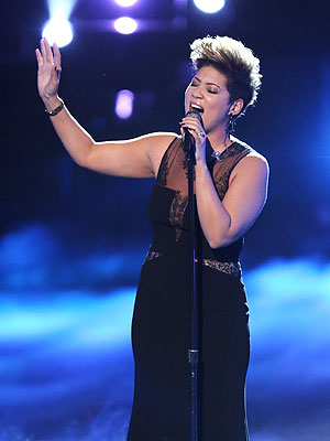 The Voice: Tessanne Chin Leaves Coach Adam Levine Speechless