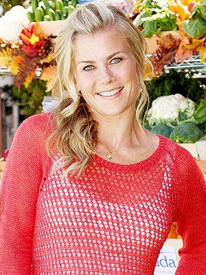 Alison Sweeney's Biggest Loser Blog: Meeting Winter Olympic Athletes Was Inspirational