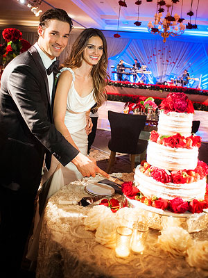 Lisalla Montenegro Marries C.J. Wilson