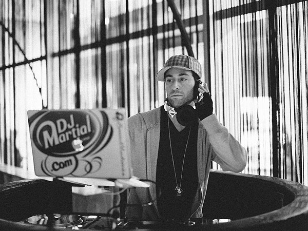 DJ Martial Shares a Playlist of His Favorite Songs from 2013