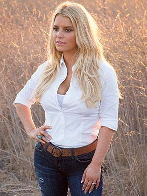 Jessica Simpson Loses Weight from Baby No. 2