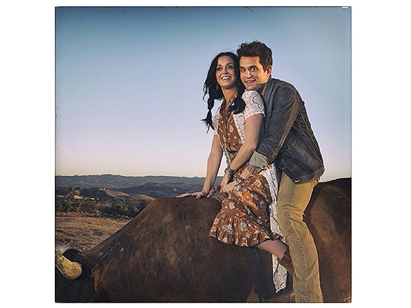 John Mayer and Katy Perry Premiere Who You Love Video
