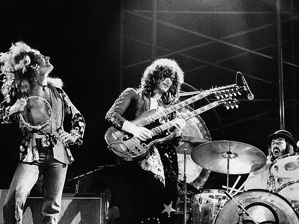 Led Zeppelin Sued by Spirit for 'Stairway to Heaven' Plagiarism