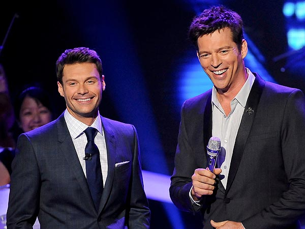 American Idol's Ryan Seacrest & Harry Connick Jr.: Last Season Was 'a Little Bit Off'