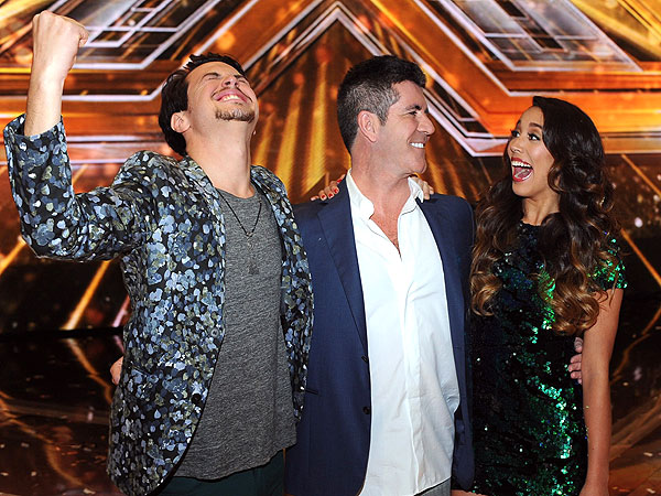 Alex Kinsey & Sierra Deaton: Winning The X Factor Was 'Really, Really Overwhelming'