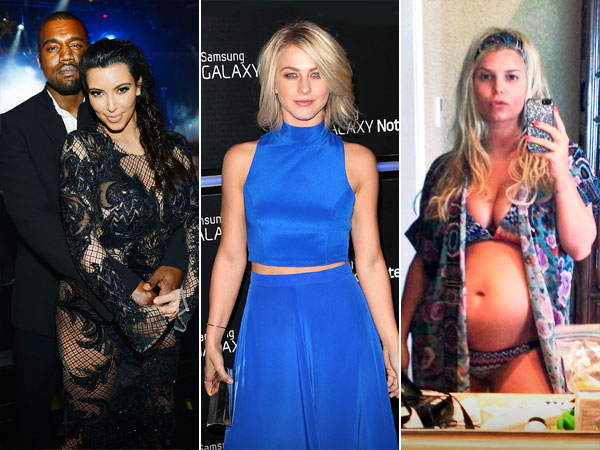 Kim Kardashian & Julianne Hough Make Readers Angry – and Sad – This Week