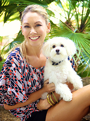 Dancing with the Stars's Kym Johnson: My Dog Dances, Too!