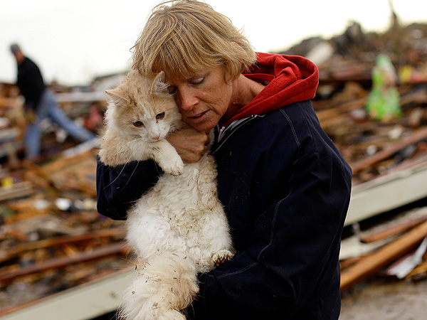 Oklahoma Tornado: Five Best Animal Rescue Photos