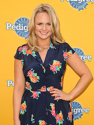 Miranda Lambert Adopts a Puppy: Photo
