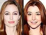 Which Celebrity Is Older? | Alyson Hannigan, Angelina Jolie