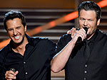 Luke Bryan & Blake Shelton's Best ACM Zingers