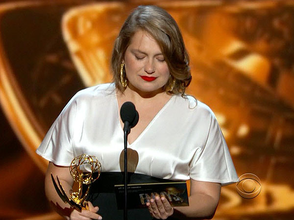 Merritt Wever's Acceptance Speech: The Best of All-Time?