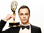 Trophy Shots: Inside the Winners' Photo Booth | Jim Parsons