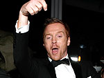 Globes Parties: All the Action Inside | Damian Lewis