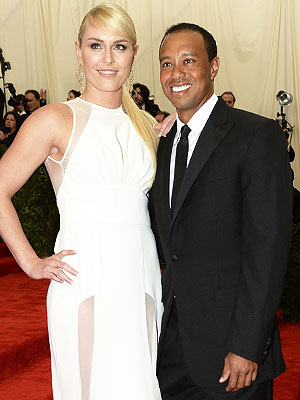 Lindsey Vonn: Tiger Woods & I Happy Sharing Sports