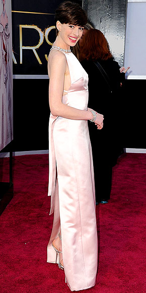 The 5 Most Infamous Oscar Dress Mishaps