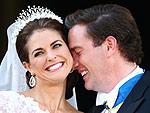 Princess Madeleine'sRoyal Fantasy Wedding! | Princess Madeleine