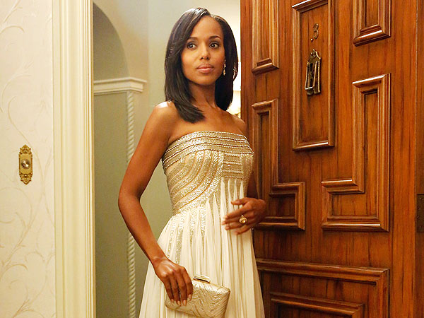 Kerry Washington Pregnant: Ways Scandal Can Hide Pregnancy