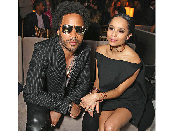 Lenny Kravitz Is the Best Dad Ever