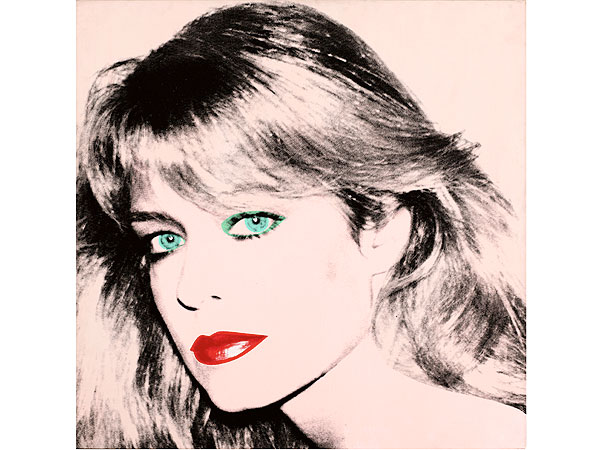 Farrah Fawcett Portrait by Andy Warhol Contested by UT Austin & Ryan O'Neal