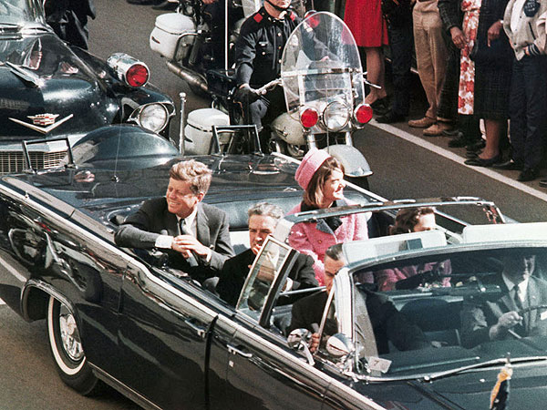 John F. Kennedy Library Releases Letters to Jackie After Assassination