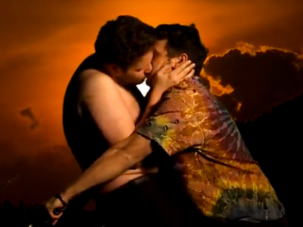 Readers Found James Franco and Seth Rogen's 'Bound 2' Parody Funniest This Week