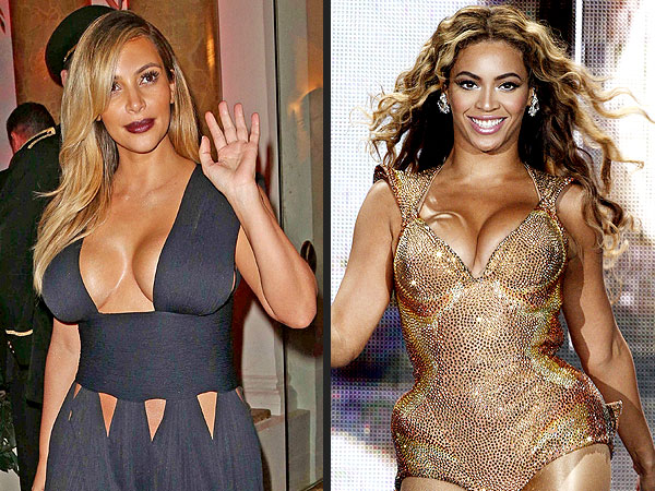 Beyonce Tops Kim Kardashian as Bing's Most Searched Person of 2013