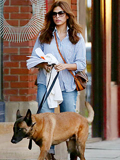 Star Tracks: Star Tracks: Monday, December 31, 2012 | Eva Mendes