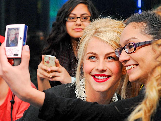 Julianne Hough: Fan Favorite
