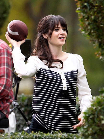 Zooey: Ballin'!