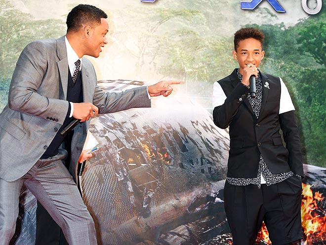 Will & Jaden: Movie Magic