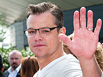 Star Tracks: Star Tracks: Tuesday, May 21, 2013 | Matt Damon