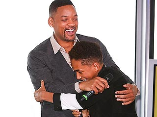 Star Tracks: Star Tracks: Monday, May 27, 2013 | Jaden Smith, Will Smith