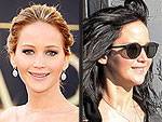 Celeb Hair Makeovers: Better Before or After? | Jennifer Lawrence