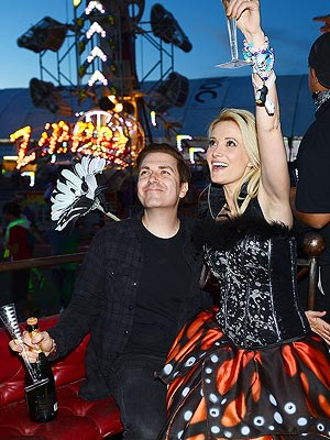 Holly Madison 'Feels Wonderful to Finally Be Married'