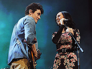 Katy Perry's Valentine's Day: John Mayer, a Tiara & a Night Out!