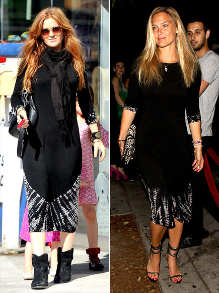 Fashion Faceoff: Jennifer vs. Julianne