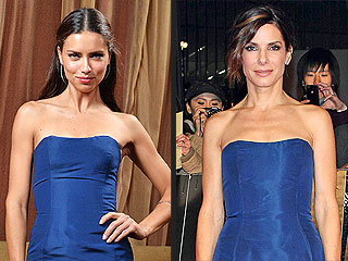 Fashion Faceoff: Adriana vs. Sandra