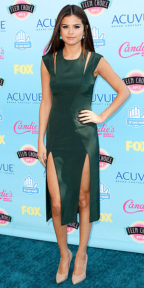 Stars Step Out in Syle at the Teen Choice Awards