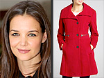 The 13 Best Jackets of the Season | Katie Holmes
