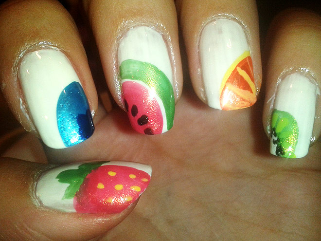 Get Inspired: 8 Amazing Spring Manis