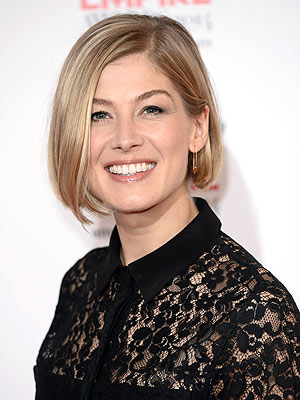 Gone Girl Star Rosamund Pike Talks Toxic Marriage
