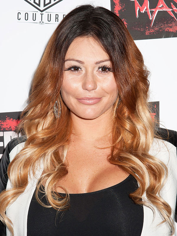 JWoww Says No to Facial Plastic Surgery, Yes to Botox
