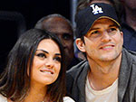 It's a Girl for Ashton Kutcher and Mila Kunis | Ashton Kutcher, Mila Kunis