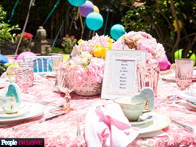 Inside David Tutera's Whimsical Birthday Bash for Daughter Cielo