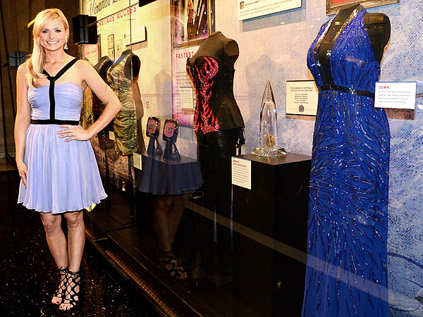 Miranda Lambert Exhibit at Country Music Hall of Fame
