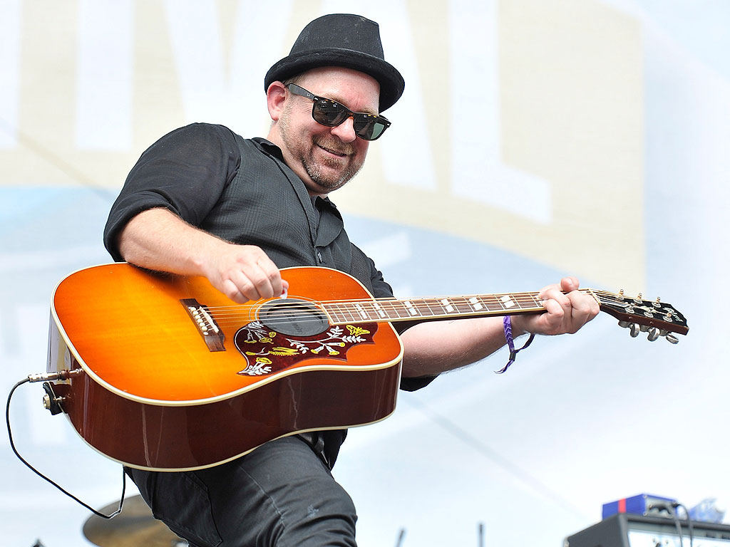 Sugarland's Kristian Bush Talks About Being a Solo Artist